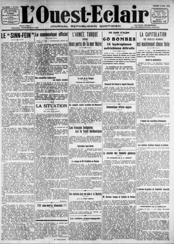 L ouest eclair journal quotidien d informations bpt6k644708g